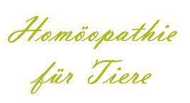 Homöopathie für Tiere-Logo